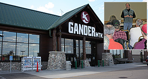Minnesota Fishing Connections Seminar at Gander Mountain in Eden Prairie, MN