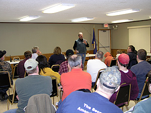 Tom Neustrom's Fishing School 2009 in Grand Rapids, MN