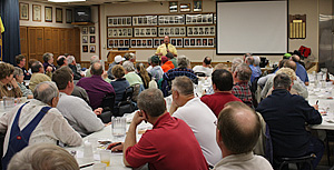 Tom Neustrom Fishing Seminar in Hutchinson, Minnesota