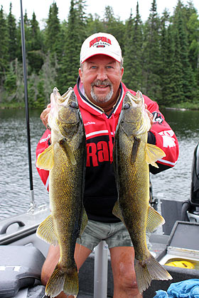 Tom Neustrom - Pro Fishing Guide