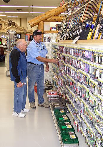 An In-store Appearance by Professional Fishing Guide Tom Neustrom of Minnesota Fishing Connections will generate publicity, create greater company awareness, and increase sales at your store.