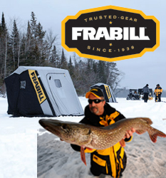 Frabill - Trusted Fishing Gear Since 1938.