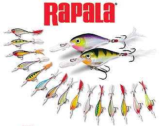 Rapala - The World's Favorite Lure Since 1936.
