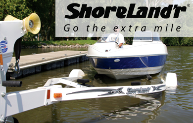 ShoreLand'r Boat Trailers
