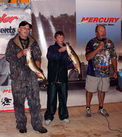 Fishing Seminars and In-Store Promotions are a constant part of Tom Neustrom's Minnesota Fishing Connections calendar.